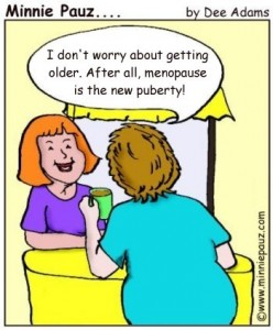 Menopause Mondays: Menopause is the New Puberty