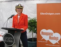 Ellen Dolgen Military Spouse Appreciation Day